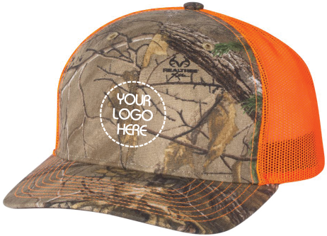 Reeltree Edge Trucker Cap