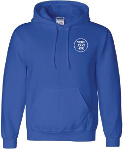 9 oz Hooded Sweatshirt