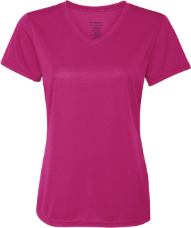 Wicking V-Neck T Shirt