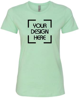 Womens Cotton Boyfriend T Shirt