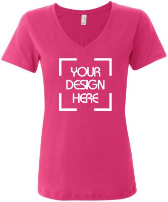Lightweigth V-Neck T Shirt