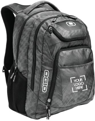 Extra Space Silver Backpack