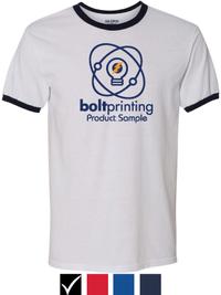 Ringer T-Shirt - White Body
