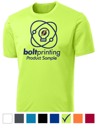 best deal be-dry moisture wicking t shirt by bolt printing style #bdpt