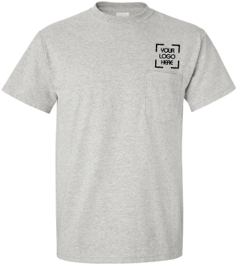 DryBlend 50-50 Pocket T-Shirt