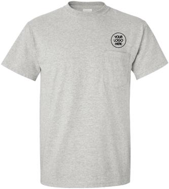 DryBlend 50-50 Pocket Shirt
