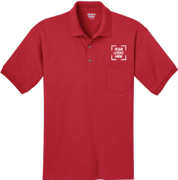 Budget Pocket Polo | Jersey Pocket Polo Cool and Looking Sharp