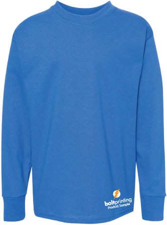 Kids ComfortSoft Long Sleeve Shirt