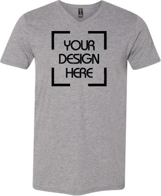 Soft Lightweight V-Neck T-Shirt