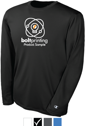 Double Dry Wicking Long Sleeve Shirt