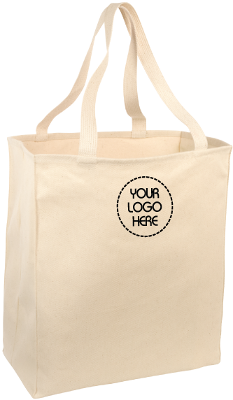 Over the Shoulder Grocery Tote | 10 oz