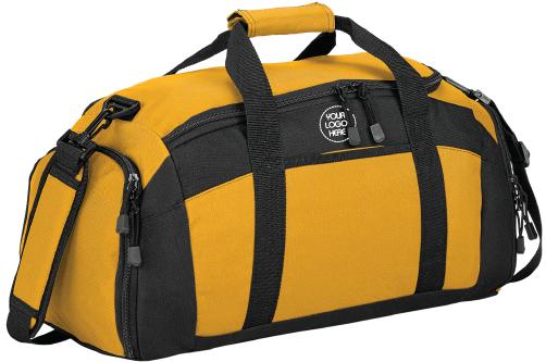 2-Tone Gym Bag | Duffel