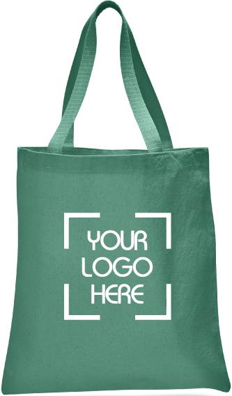 Canvas Web Handles Tote