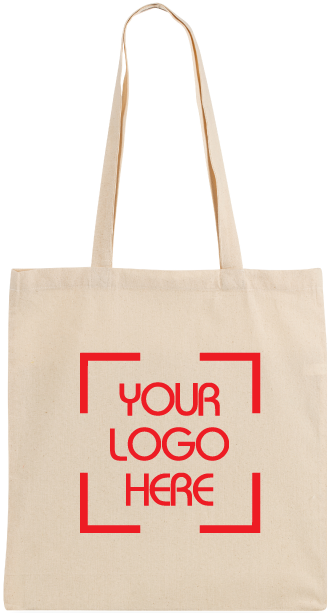 Canvas Long Handle Tote