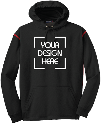 Colorblock Hooded Sweatshirt | Tech Fleece Hoodie