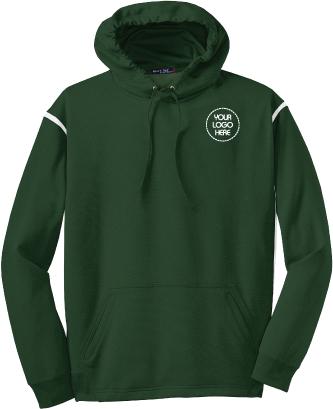 Tech Fleece Colorblock Hooded Sweatshirt