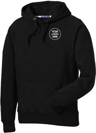 Super Heavy Hoodie | 12 oz Hooded Sweatshirt