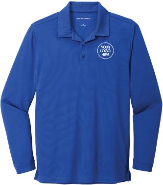 Long Sleeve Dry Zone Shirt