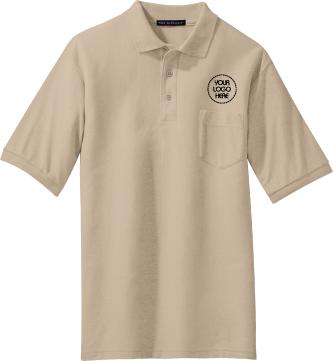 Pocket Polo Shirt | Looking Sharp Every Day