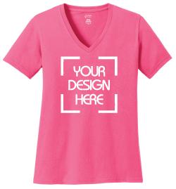 Best Selling Women's V-Neck T-Shirt
