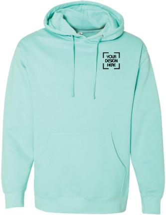 Retail Inspired Hooded Sweatshirt | Hoodie
