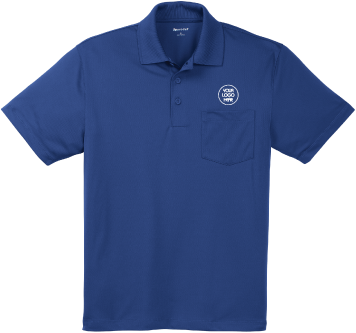 Micropique Performance Pocket Polo Shirt
