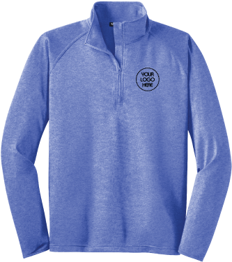 Sport-Wick Stretch 1/2-Zip Pullover