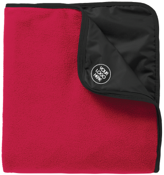 Nylon lined Artic Fleece Blanket
