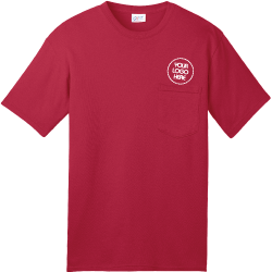 USA Made Pocket T-Shirt