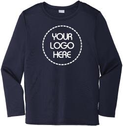 Youth UV Performance Long Sleeve Shirt