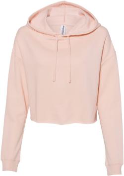 Womens Cropped Sweatshirt