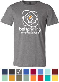 Retail Heathered Super Soft T Shirts