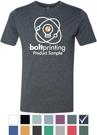 Retail Blend Crew Neck T-Shirt