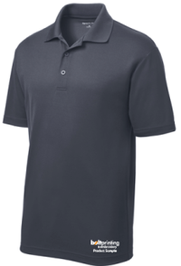 100% Wicking Polyester Polo Shirt | Activewear When Performance Matters