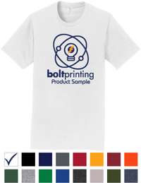super soft tshirt by bolt printing style # bdss