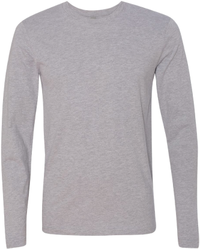 Cotton Long Sleeve Crew