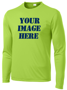 Long Sleeve Wicking Competitor Shirt