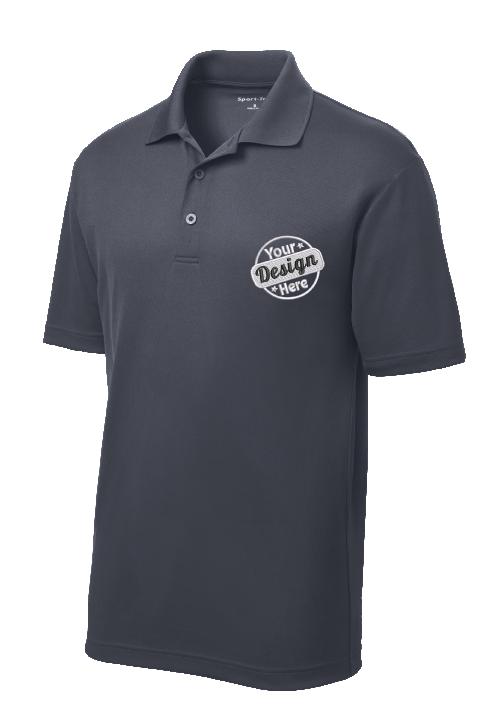 Polo Shirts with Embroidered Custom Logo