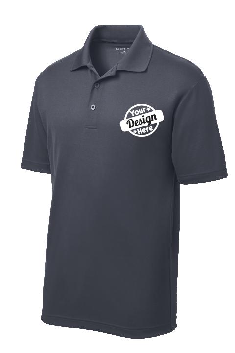 Moisture Wicking Polo Shirts