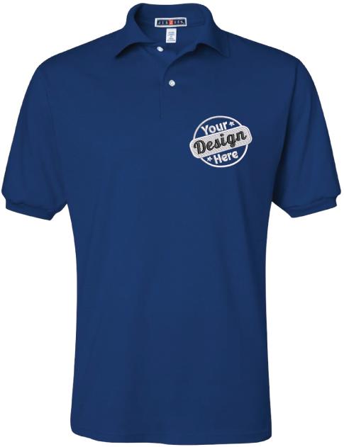 Custom Embroidery Polo Shirt