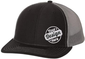 Custom Embroidered Richardson Snapback Hat