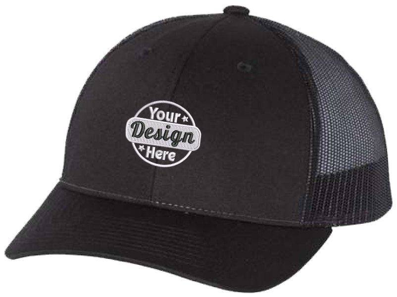 115-Richardson-Custom-Embroidered-Snapback-Hat