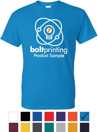Gildan Printed T Shirts