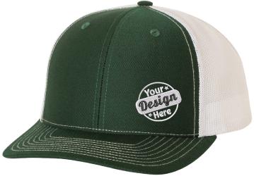 Custom Embroidered Richardson Trucker Hat
